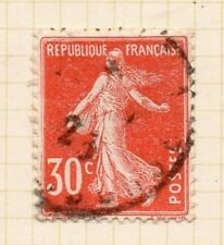 France 1920-26 SOWER issue Fine Used 30 c. 233940
