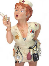 Profisti-Nurse Infermiera scultura personaggio 20613
