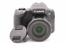 Canon PowerShot SX60 HS 16.1-Megapixel Digital Camera - Black