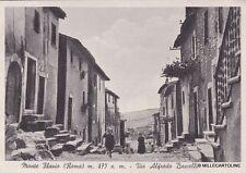 * MONTE FLAVIO - Via Alfredo Baccelli 1957