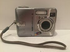 Kodak EasyShare Digital Camera C340 5MP 3X Optical Silver TESTED