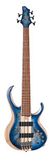 Ibanez BTB845CBL Right-Handed 5-String Active Electric Bass Guitar