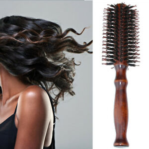 Pro Round Hair Brush Blow Dry Drying Large Round Barrel Hair Combs#5Z