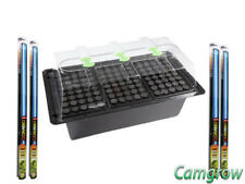 X-Stream 120 Site - Aeroponic Misting Propagator with T5 Lights Hydroponics
