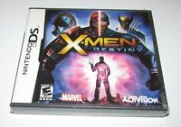 X-Men: Destiny for Nintendo DS Brand New! Fast Shipping!