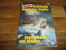 SOS  # 78 -- GEGEN PIRATEN und REBELLEN // Kanonenboote ILTIS 1+2 + Hilfskreuzer