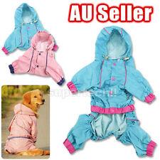 Unbranded Nylon Rain Coats for Dogs
