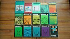 DDR Mathematik Schulbuch Lehrbuch Kl. 1-12 Sammlung Lehrer Studium Uni Konvolut