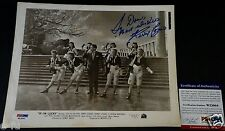PERRY COMO Signed If I'm Lucky Photo Still Auto PSA/DNA COA Certified Autograph