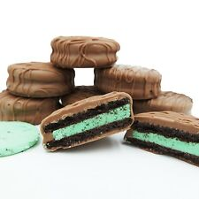 Philadelphia Candies Milk Chocolate Covered Mint Creme OREO® Cookies, 30 Ounce