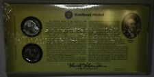 5c Nickel Five Cents 2004 Keelboat P & D Jefferson Sealed US Mint Issued