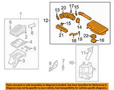 SUZUKI OEM 04-08 Forenza Air Cleaner Intake-Box Housing Assy 1376385Z00