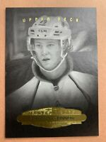 2014-15 Upper Deck Masterpieces B&W Portraits #162 Nathan MacKinnon Colorado