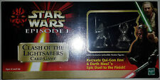 Star Wars 1999 Milton Bradley Clash Of The Lightsabers Game NEW; Darth Maul