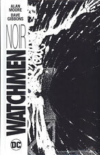 WATCHMEN NOIR HARDCOVER Alan Moore & Dave Gibbons Collects #1-12 HC