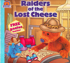 Raiders of the Lost Cheese -- Bear in the Big Blue House -- Has Poster!