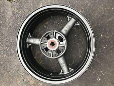 New Kawasaki Enkei 17x6 R-1391 Rear Motorcycle Wheel Rim Gray Gunmetal Z1000