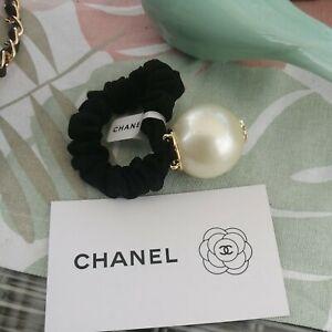 Elastique cheveux Chanel Neuve