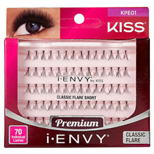 6fc9af41755 Kiss Short False Individuals/Cluster Eyelashes for sale | eBay