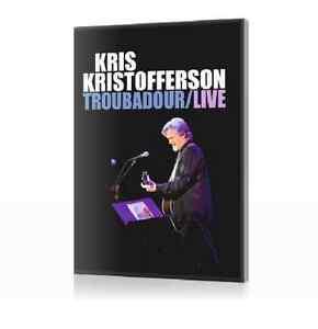 Kris Kristofferson - Troubadour / Live - DVD