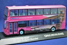 Great British Buses Go North East Wright Eclipse Gemini with Collectors Leaflet