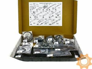 ZF 8HP70 AUTOMATIC TRANSMISSION GEARBOX OVERHAUL KIT / SEAL KIT GENUINE OE