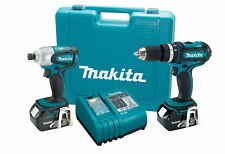 Makita LXT211 18V LXT Lithium-Ion 2-Pc. Combo Tool Kit  NEW