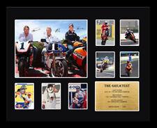 Casey Stoner Wayne Gardner Mick Doohan Signed Limited Edition Memorabilia Framed