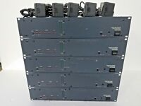 (1) Biamp Advantage SPM522D Stereo Preamp Mixer Rack Mount with Power Supply
