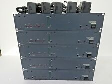 Stereo Preamp Mixer Biamp Advantage Spm522D Rack Mount with Power Supply