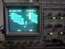 Tektronix 2252 4ch 100mhz Best Portable Analog Oscilloscope Freq Counter Dvm