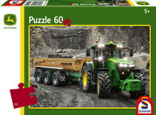Mähdrescher S690 John Deere Puzzle 100 Teile Spiel Deutsch 2015