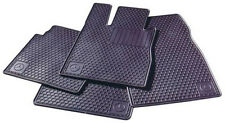Mercedes-Benz OEM All Weather Floor Mats 1992 to 1999 S-Class SWB (W140)