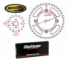 Chain and Sprocket 14 50 Sprocket Fits Honda Crf100f 2004-2014 Crf100