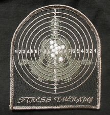 STRESS THERAPY COMBAT MORALE GROUP USA ARMY SWAT VELCRO® BRAND FASTENER PATCH