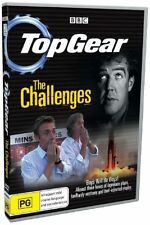 Top Gear - The Challenges [ DVD ] Region 4, NEW & SEALED, FREE Post...8326