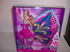 Barbie Fairy-tastic Princess Doll Mattel NIB-RARE AND HARD TO FIND!