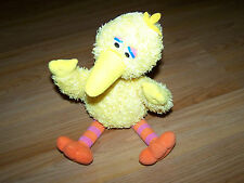 "Sesame Street 16"" Big Bird Bean Bag Plush Animal Buddy Doll 2005 Gund EUC"