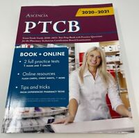 PTCB Exam Study Guide 2021-2022: Test Prep with Practice Questions Free Ship!