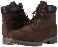 Мужская обувь Timberland 6-дюймовый Премиум водонепроницаемая сапоги 10001 темно-коричневый * НОВАЯ *