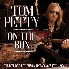 TOM PETTY New Sealed 2018 LIVE UNRELEASED 1977 - 94 CONCERT PERFORMANCES CD
