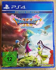 Dragon Quest XI 11 Streiter des Schicksals Edition des Lichts für PS4 gebraucht