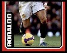 Panini Manchester United 2008 - Cristiano Ronaldo (2 of 2) No. 51