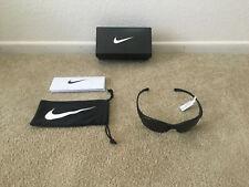 Black Nike Women's Skylon Sports Sunglasses EVO 630 Polarized Lenses New w/Tags