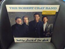 Robert Cray Band Don't Be Afraid of the Dark LP Mercury 1988 EX promo hype
