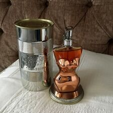 Gaultier 04 LIMITED EDITION SEALED BOTTLE CLASSIQUE EDT Perfume Copper Corset 75