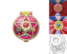 Bandai Sailor Moon The Crystal Star Compact Cosplay Cosmetic Mirror New no Box