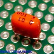25 pcs 0.01uF 100V Metallized Polyester PE Film Capacitors Pilkor