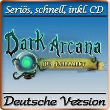 Dark Arcana - Der Jahrmarkt Deluxe - PC-Spiel - Wimmelbildspiel - The Carnival