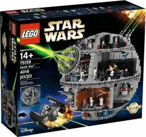 NEW LEGO Star Wars Death Star 2016 (75159) With Original BOX